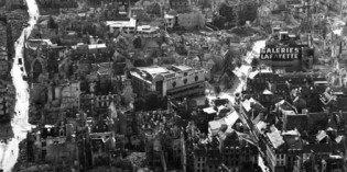 74 évvel ezelőtt történt Kassa bombázása