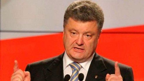 Porosenko az orosz nyelv szabad használatát és különleges státust ajánl Kelet-Ukrajnának
