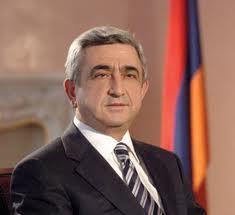 Serzh Sarksyan - Örményország miniszterelnöke Fotó: aravot.