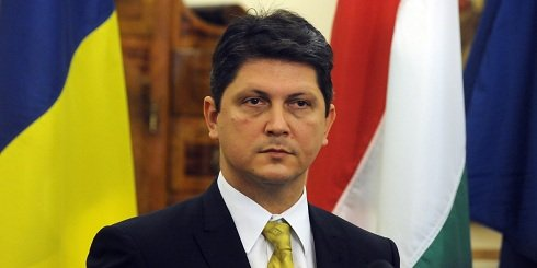 Titus Corlatean román külügyminiszter.