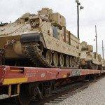 Az Egyesült Államok tankokat és katonákat készül Kelet-Európába vezényelni