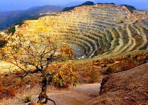 Aranybánya - Verespatak