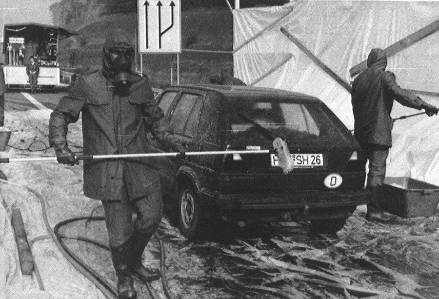 Csernobil torzszülöttek