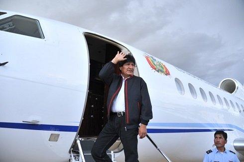 Morales: Latin-Amerika összefog az amerikai fenyegetés ellen