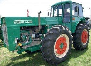 Dutra, a nagyhírű magyar traktorgyártás legendás típusa