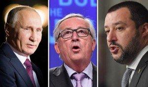 Az új olasz kormány programjában Oroszország felé nyit- az EU nyüszít