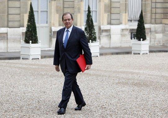 A francia nemzetgyűlés egykori elnöke Patrick Ollier. © EPA / LUCAS Dołęga