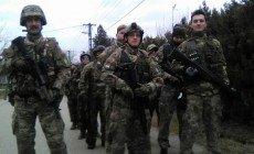 Vitézi Rend: Gyakorlatozott a Katonai Rendvédelmi Tagozat dunavarsányi egysége