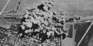 71 évvel ezelőtt bombázták le az amerikaiak a hatvani vasútállomást