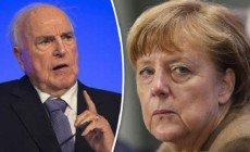 Helmut Kohl üzenete Angelanak