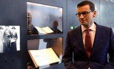 A zsidó állam holokauszttagadással vádolja a lengyel kormányfőt