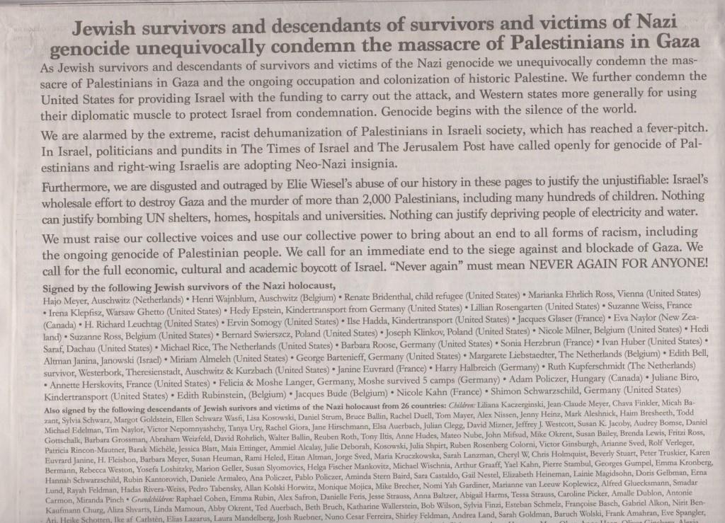 holokauszt-tulelok-tiltakozas-gaza
