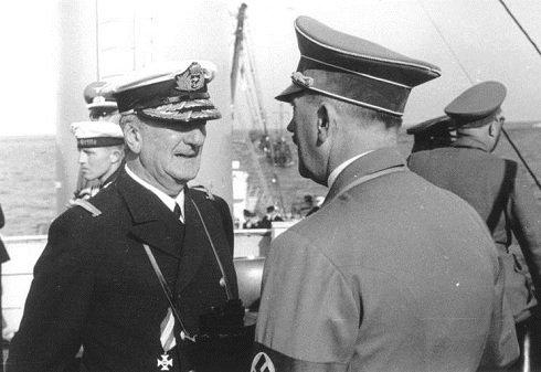Amikor Horthy Miklós kormányzó helyretette Hitlert