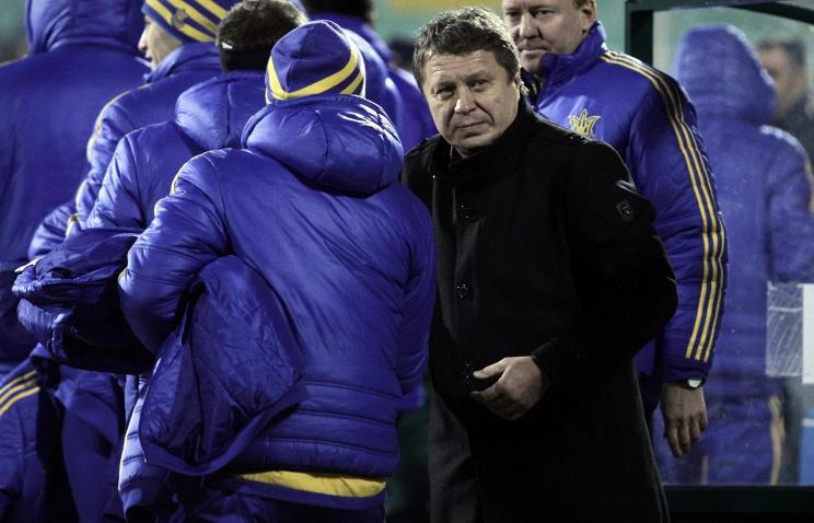 Alexander Igor Zavarov © AP Photo / Valentina Petrova