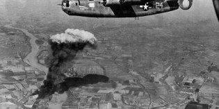 70 évvel ezelőtt szövetséges repülőgépek százai pusztították Hazánkat