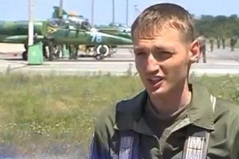 Vladislav Volochin hadnagy.