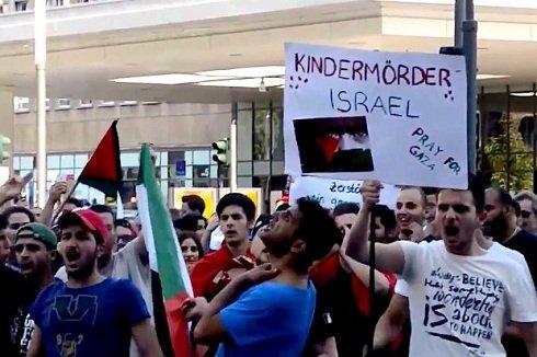 német-izrael-ellenes-tuntetes