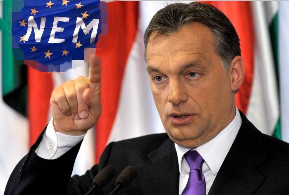 Orbán Viktor: az EP nem egy európai hely