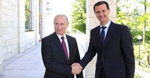 Oroszország nem hagyja magára Szíriát