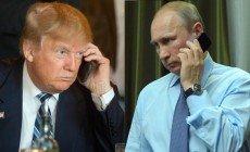 Telefonon beszélt egymással Donald Trump és Vlagyimir Putyin