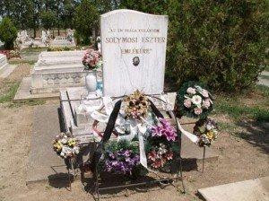 133 éve gyilkolták meg Solymosi Eszterkét