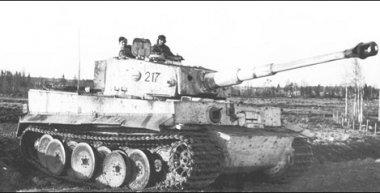 Tigrisek angyalbőrben - Pzkpfw. VI. típusú harckocsik magyar szolgálatban
