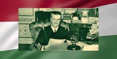 vitéz nagybányai Horthy Miklós kormányzó hadparancsa