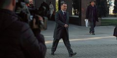 Az USA a Magyarországon menedékjogot kért macedón elnökre börtönt követel