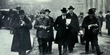 """""""Dicsőséges"""" bolsevik centenárium * 1919. április 21. – 2019. április 21.*"""