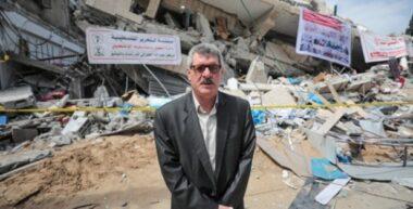 Izrael megsemmisítette a palesztin történelemmel kapcsolatos könyvek és dokumentumok ezreit