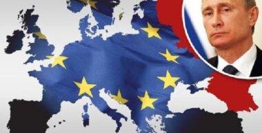 Fokozatosan Putyin kezébe kerül Európa irányítása