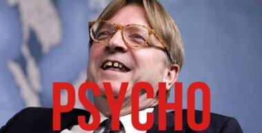 Guy Verhofstadt új világrendet akar birodalmakkal
