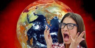 Új vallás: A klímaváltozás hisztérikus tébolya