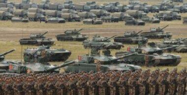 Center-2019: 128 000 fős orosz hadgyakorlat kínai és indiai részvétellel